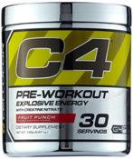 Cellucor C4 -booster-hardcore-pre-workout