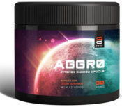 aggro- chaos and pain-booster- pre workout