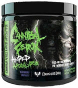 Chaos and Pain Cannibal Ferox Amped Apocalypse-hardcore-booster