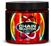 chain reaction booster pre-Workout hardcore