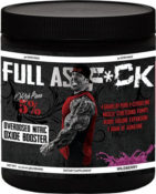 Rich Piana 5% full as fuck Booster pre workout