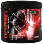 killer Labz Executioner hardcore booster test-2017