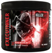killer Labz Executioner hardcore booster test-2017