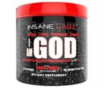 Insane Labz I am God Pre Workout