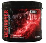 Killer Labz Destroyer Pre Work out DMHA Booster